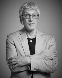 Portrait of John Glatt